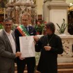 Bashmet cittadino onorario