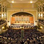Sala Grande del Conservatorio di Mosca