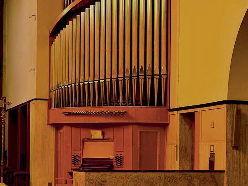Organo Francesco Zanin